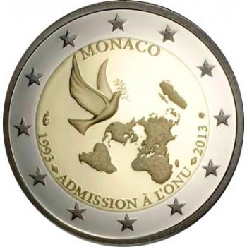 Monakas 2013 20-osios prisijungimo prie JTO metinės
