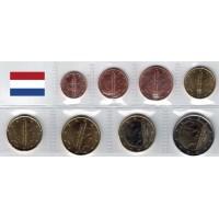 Olandija 2016 Euro monetų UNC rinkinys