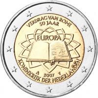 Olandija 2007 Romos sutarties 50-osios metinės