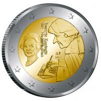 """Olandija 2011 Olandų filosofo, humanisto ir teologo Deziderijaus Erazmo (Desiderius Erasmus) pasaulinio garso knygos """"Laus Stultitiae"""" išleidimo 500-osios metinės"""