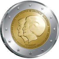 Olandija 2013 Jos Didenybės Karalienės Beatričės pranešimas apie pasitraukimą iš sosto