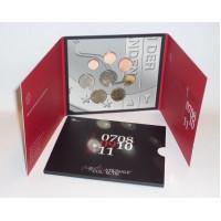 Olandija 2009 Euro monetų BU rinkinys