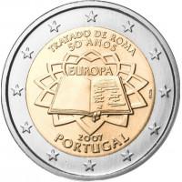 Portugalija 2007 TOR Romos sutarties 50-osios metinės