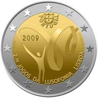 Portugalija 2009 Antrosios portugališkai kalbančių šalių žaidynės