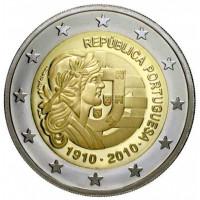 Portugalija 2010 Portugalijos Respublikos 100-osios metinės