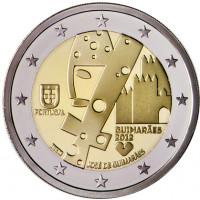 Portugalija 2012 2012 m. Europos kultūros sostinė – Gimarainso miestas šiaurės Portugalijoje