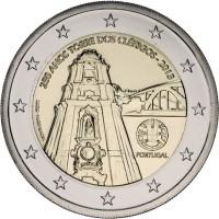 Portugalija 2013 250-osios Torre dos Clérigosstatybos metinės