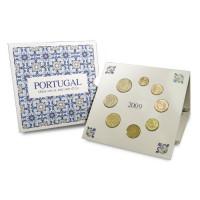 Portugalija 2009 Euro Monetų BU Rinkinys