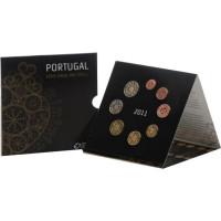 Portugalija 2011 Euro Monetų BU Rinkinys