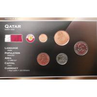 Kataras 2002-2006 metų monetų rinkinys lankstinuke