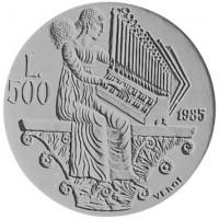 San Marinas 1985 500 L