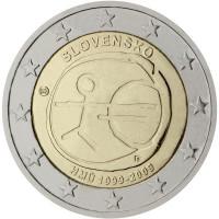 Slovakija 2009 EMU