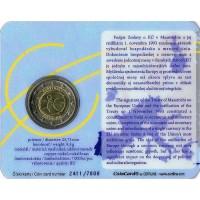 Slovakija 2009 EMU kortelėje