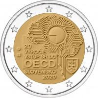 Slovakija 2020  Slovakijos įstojimo į Ekonominio bendradarbiavimo ir plėtros organizaciją (EBPO) 20-osios metinės