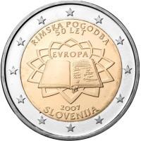Slovėnija 2007 TOR Romos sutarties 50-osios metinės