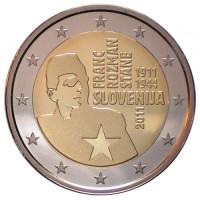 Slovėnija 2011 Franco Rozman-Stane gimimo 100-osios metinės