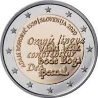 Slovėnija 2020 500-osios Adomo Bohorico gimimo metinės