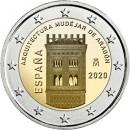 "Ispanija 2020 Aragono ""Mudejar"" architektūra"