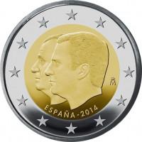 Ispanija 2014 Valstybės vadovo pasikeitimas