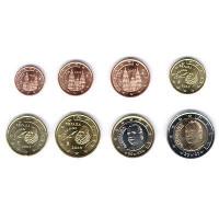 Ispanija 2003 Euro monetų UNC rinkinys