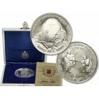 Vatikanas 2003 10 eurų Jonas Paulius II