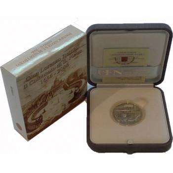 Vatikanas 2006 10 eurų 350-osios Vatikano metinės