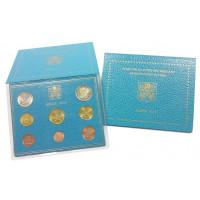 Vatikanas 2019 Euro monetų BU rinkinys
