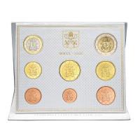 Vatikanas 2020 Euro monetų BU rinkinys