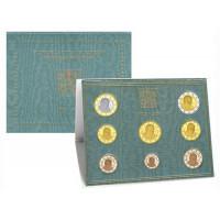 Vatikanas 2010 Euro monetų BU rinkinys Benediktas XVI