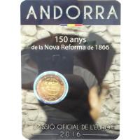Andora 2016 Naujai reformai 150 metų