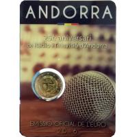 Andora 2016 Televizijos bei Radijo 25-metis