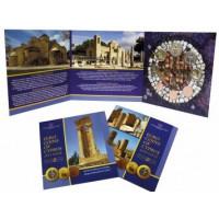 Kipras 2015 Euro monetų BU rinkinys