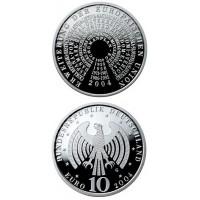 Vokietija 2004 10 euro Europos Sąjungos plėtra G