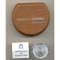 Ispanija 1856 20 realų (kopija !!!