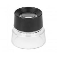 Padidinimo stiklas lupa 30mm 10D X3.5