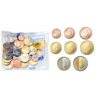 Liuksemburgas 2002 Euro monetų startinis paketas (Starter Kit)
