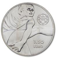 Portugalija 2016 7.5 Eusebio