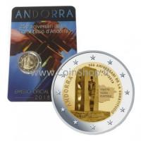 Andora 2018 Andoros konstitucijai 25 metai