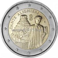 Italija 2015 750-osios Dantės Aligjerio gimimo (1265 m.) metinės