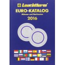 Euro monetų ir banknotų katalogas 2016