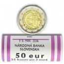 Slovakija 2014 10-osios Slovakijos Respublikos įstojimo į Europos Sąjungą metinės, Rulonas